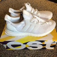 Adidas Ultra Boost 3.0 - Triple White  Clearfield, 84015