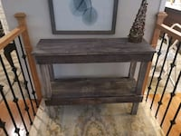 Rustic console/ entrance table Newmarket