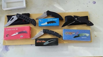 knives for sale many different varieties