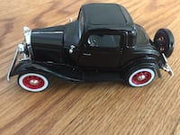 1932 Ford coupe diecast  Plymouth