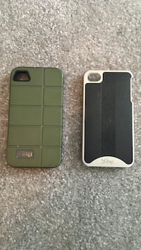 Two iPhone 4s cases 10$ or 5$ each