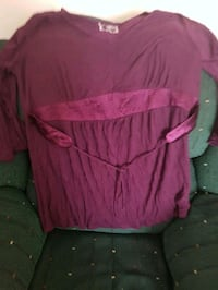 pink and black zip-up jacket Holyrood, A0A 2R0