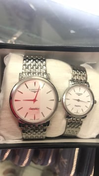 Watch Longines brand new in box set for 2 Calgary, T2B 3G1