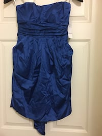 NWT NEW JUNIORS SIZE 9 DRESS STRAPLESS PROM BRIDESMAID HOMECOMING