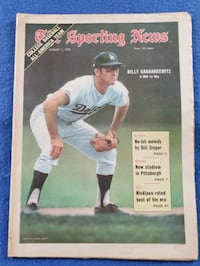Sporting news magazine  Livonia, 48154