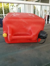 20 Litre Gas Can Exce Cond.