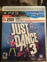 Just dance 3 for ps3 Washington, 20017