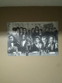 Gansters poster St. Catharines, L2R 3M2