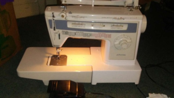 Used JCPenney Sewing Machine Model 40 For Sale In Bossier City Letgo Simple Jcpenney Sewing Machine