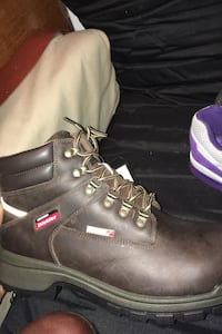 Dickies work boots size 9  Cambridge, N1R 6T2
