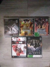 PS2, 3 and Xbox games