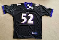 New with Tags -- Ray Lewis Ravens jersey Sz 54 Millersville, 21108