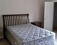 Queen size bed with Serta mattress Houston, 77005