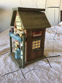 Post office theme wooden birdhouses Cathedral City, 92234