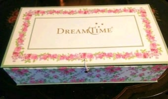 DreamTime spa box set of body,foot and hand cozys