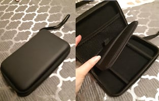 Nintendo 3ds xl carrying case