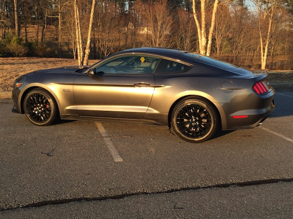 Used 2016 Mustang Gt Factory Wheels For Sale In Marietta Letgo