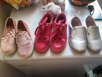 Size 13c worn 1x each Suitland-Silver Hill, 20746