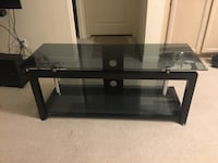 Glass TV Console Los Angeles, 90048
