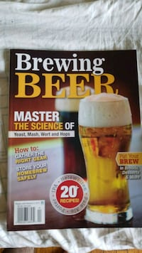 Craft beer brewing guide.