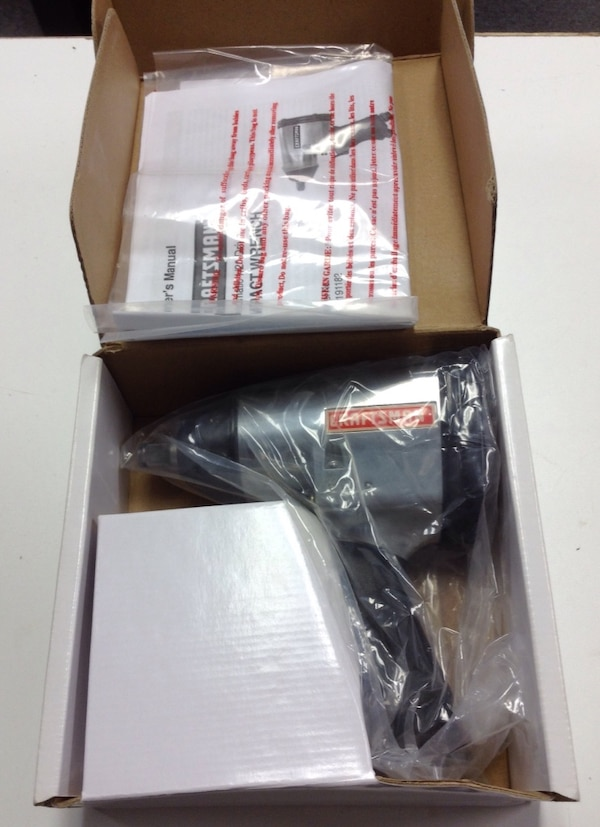 """Craftsman 1/2"""" impact wrench model  [TL_HIDDEN]  *brand new opened box*"""