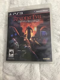 Resident evil operation raccoon city ps3 Pelham, 03076
