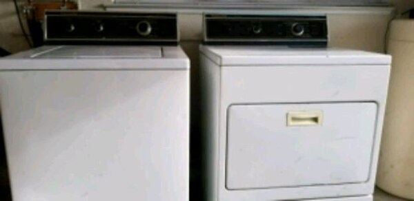 Must Go Today Kitchenaid Washer And Dryer Set