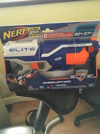 NERF N-Strike Elite Disruptor  Langley, V2Y 1B5