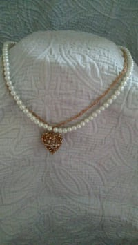 gold-colored chain necklace Austin, 78744