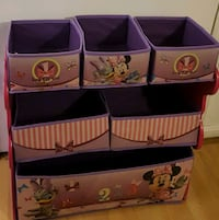 Minnie Mouse Storage look  Baltimore, 21207
