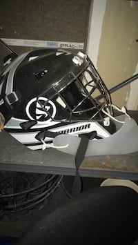 black and white Bauer ice hockey helmet Barrie, L4N 9Z4