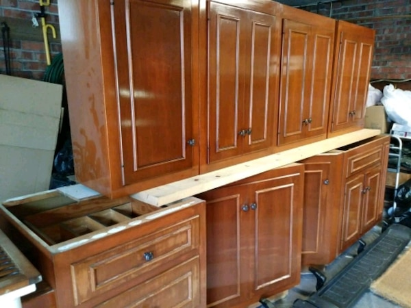 Used Used wood kitchen cabinets for sale in Pittsburgh - letgo