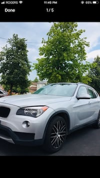 BMW X1 2013 AWD PANO ROOF. BEAMER Suv TWIN TURBO. MINT Brampton, L6Z 2R2