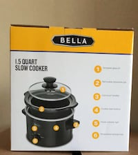 Bella Slow Cooker Fairfax, 22030