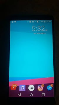 LG stylo UNLOCKED WORKS WITH ANY CARRIER EVEN FREEDOM 541 km