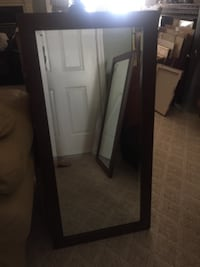 Set of dresser, night stands and two mirrors $150 Falls Church