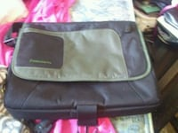 black and brown leather crossbody bag Guelph, N1H 8H1