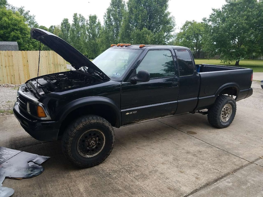 Used Chevy S10 Zr2 For Sale | Сars Blog