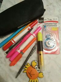 School pencil kit