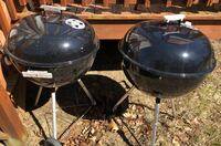 black and gray charcoal grill Milton, 05468