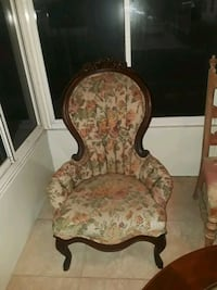Antique carved chair Clearwater, 33762