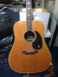 Brown and black acoustic guitar Springboro, 45066