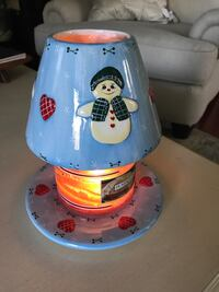 Candle plate and topper. So cute ! Annapolis, 21409