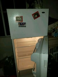 white top-mount refrigerator 2240 mi