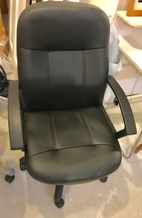 Black swivel office chair  Kensington, 20895