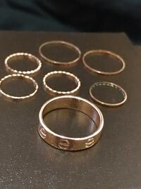 Rings stackable Mississauga, L5B 2C9