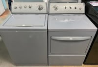 Whirlpool washer and dryer set 15% off Reisterstown, 21136