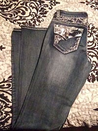 Brand New Jeans size 7 South Bend