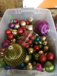 LARGE ASSORTMENT OF TREE DECORATIONS Louisville, 40229