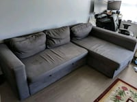 Free ikea sectional/pull out bed  Surrey, V3T 1A8